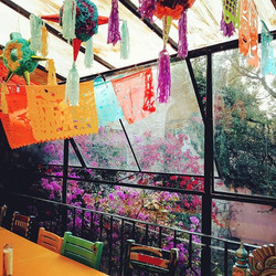 Dining room, Guanajuato, MX