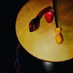 The healer's drum