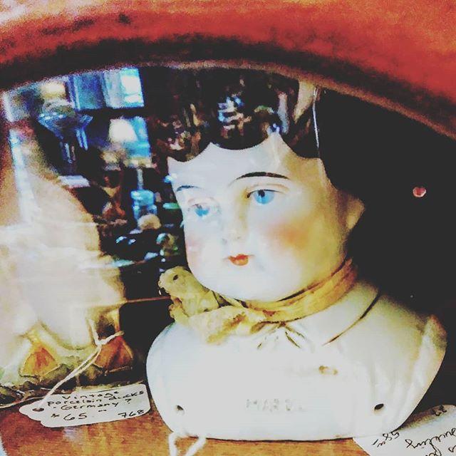 China doll, San Juan Island