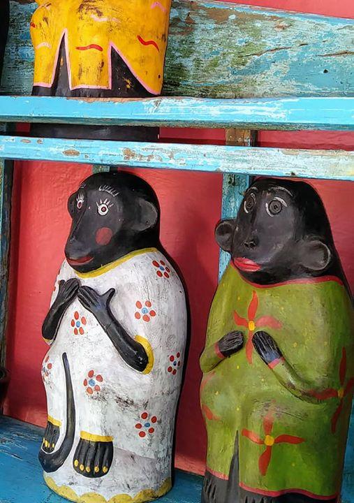 Mezcal Monkeys, Guanajuato City
