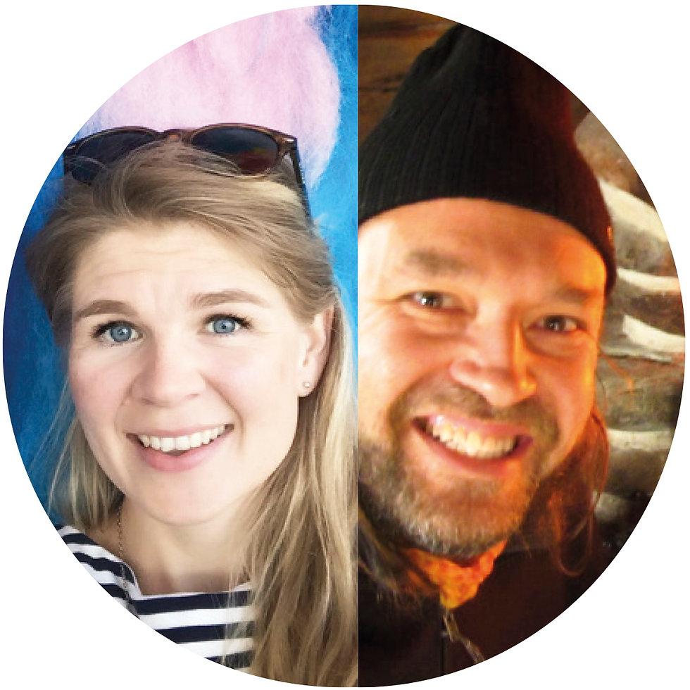 Annastiina Papinaho & Jukka Valkama