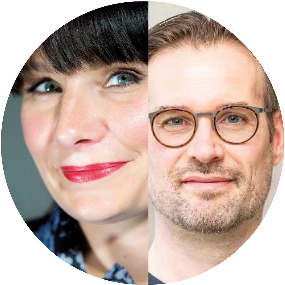 Elina Tanskanen ja Juha Petterson