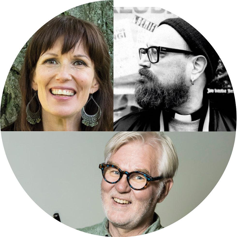 Sanna Vaara, Jan Ahonen & Olli Seppälä