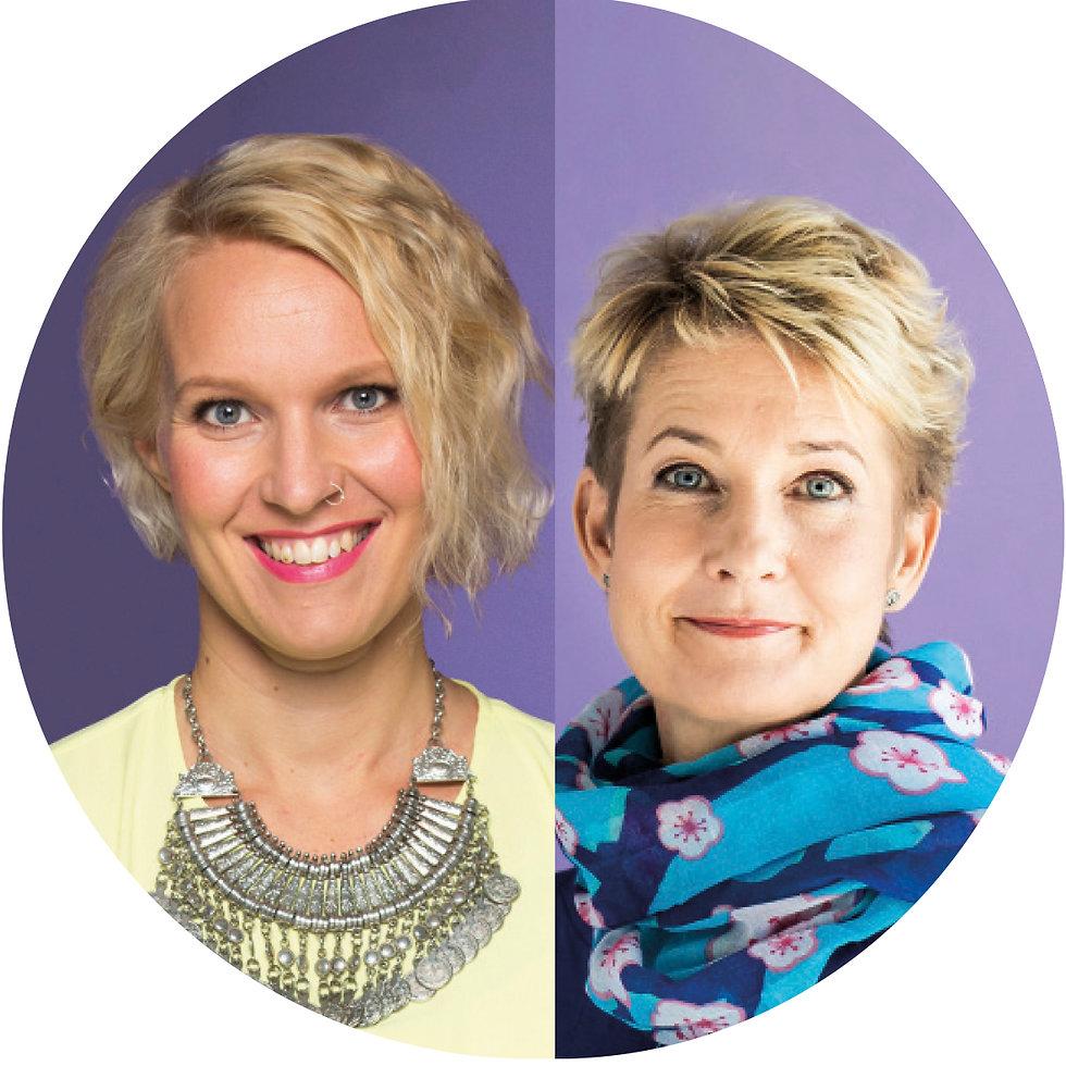 Sanna Wikström & Reija Könönen