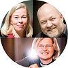 Inna Vintturi, Markus Bäckman & Kati Pirttimaa