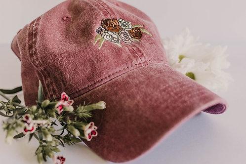 Maroon Dad Hat
