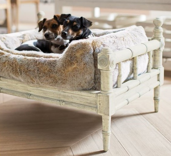 Mowbray Dog Bed by OKA