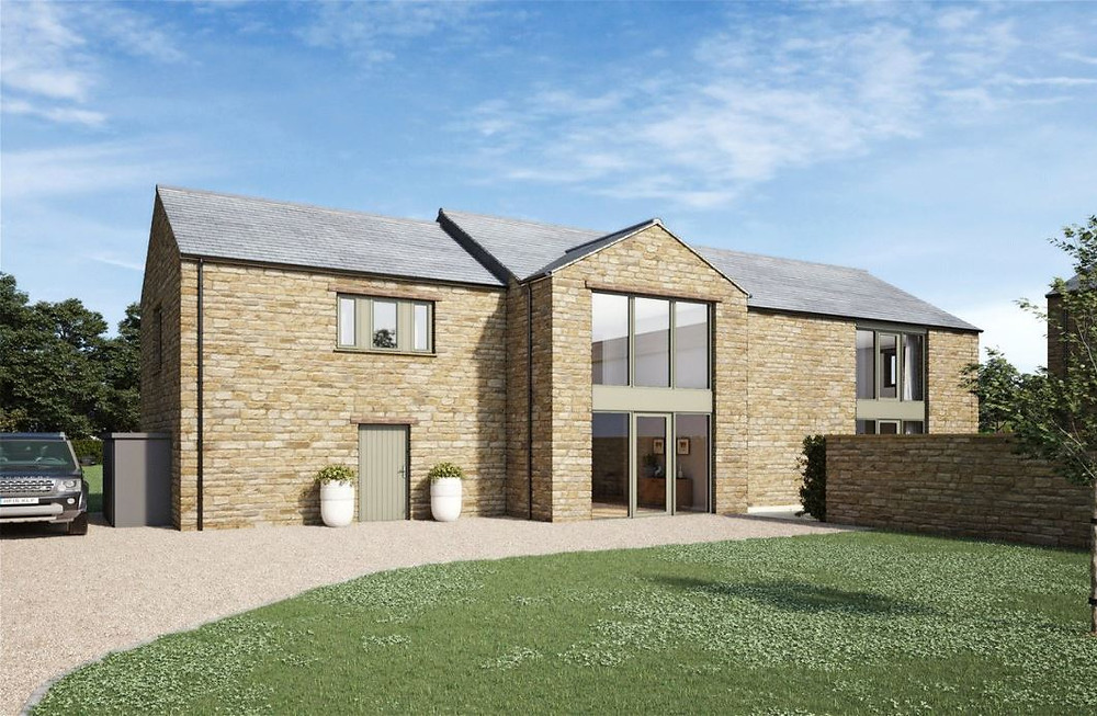New Build House for sale in Burford