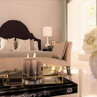 Master Bedroom Styling