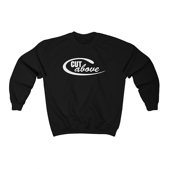 CUTabove Unisex Heavy Blend™ Crewneck Sweatshirt