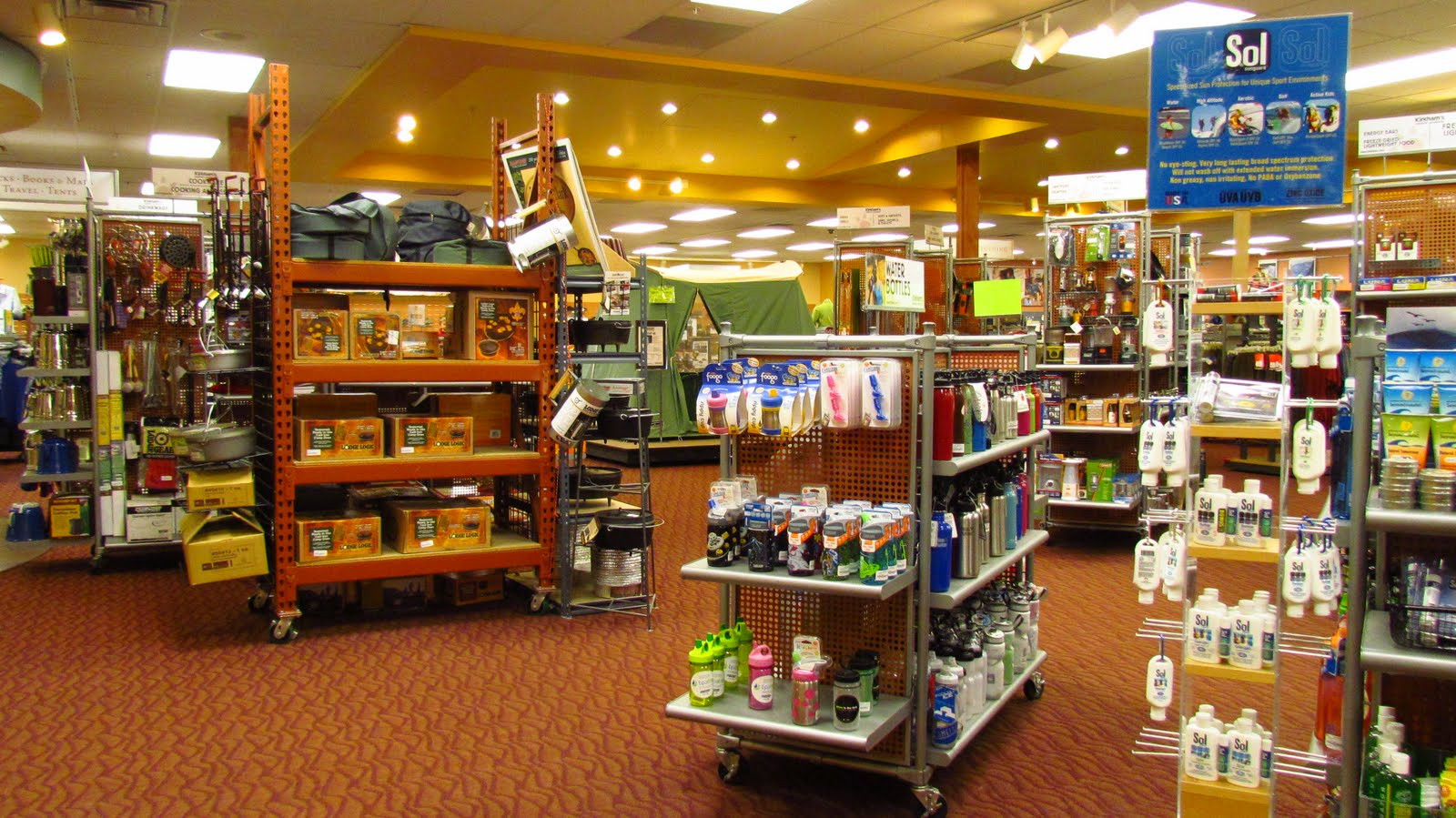 Kirkham's Outdoor Products