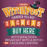 Spoiled Rotten Witchfest 7032TICKETShome