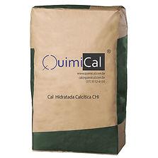 Cal hidratada da Quimical