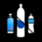Harmful plastic water bottles