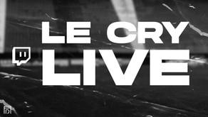 Le CRY LIVE : L'émission pour pleurer tous ensemble