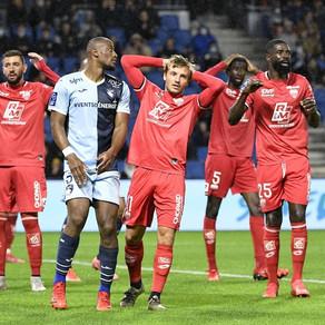Le Havre 2-0 DFCO : Tripés, sans les tripes