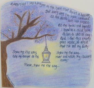 Faith show me the way styx lyrics music prayer gifted quote heaven