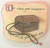 treasure heart matthew faith gifted quote