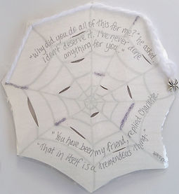GQ104~E.B. White's Cobweb