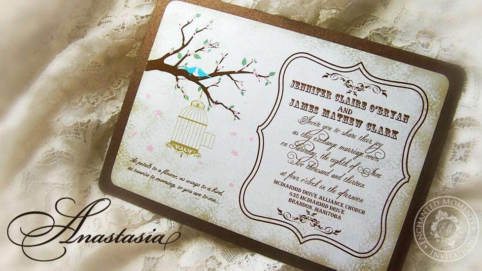 Anastasia - Invitation