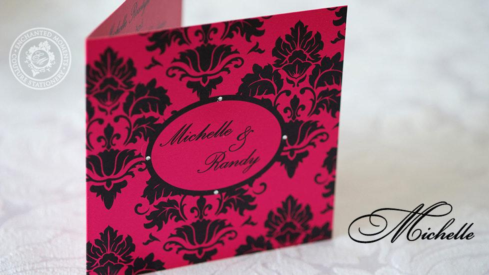 Michelle - Invitation