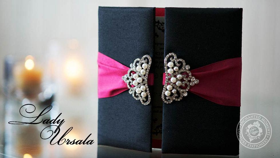Lady Ursala - Invitation
