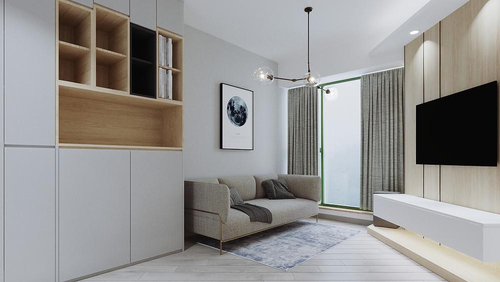 【 輕奢室內設計風格 】絕對能夠為你帶來現代貴族的生活體驗!