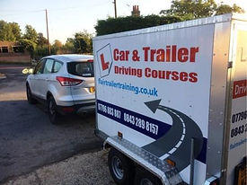 Our trailer courses are perfect for caravans, horseboxes, car transprts and may other purposes