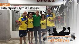 T2.P1 Isla Sport Gym & Fitness