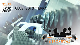 T1.P3 Sport Club Sottoterra