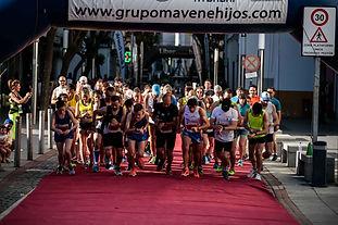 Este domingo en directo, Cto. de Extremadura 5 y 10Km