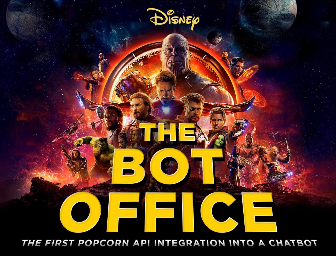 Disney - The Bot Office