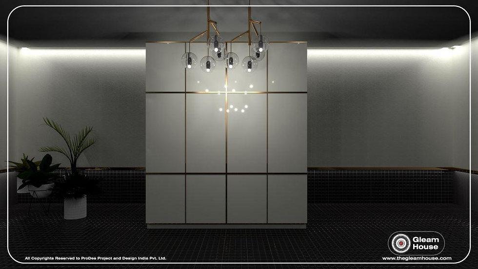 4 Door Wardrobe- G.H.-02