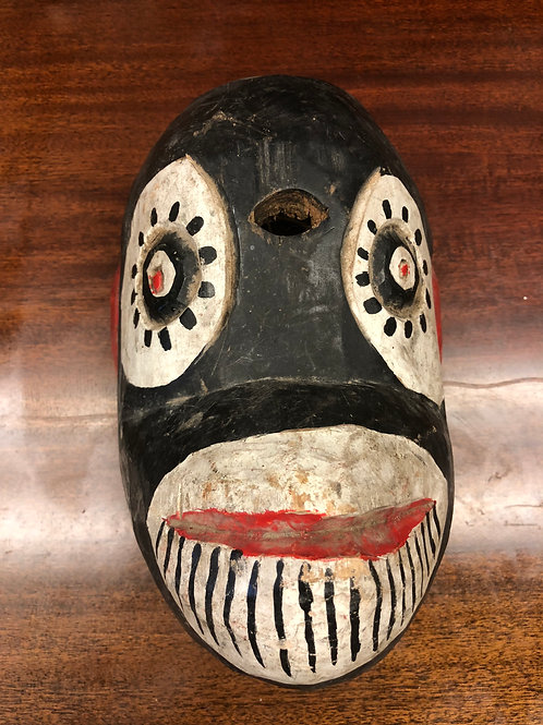 Antique Wooden Monkey Tribal Mask