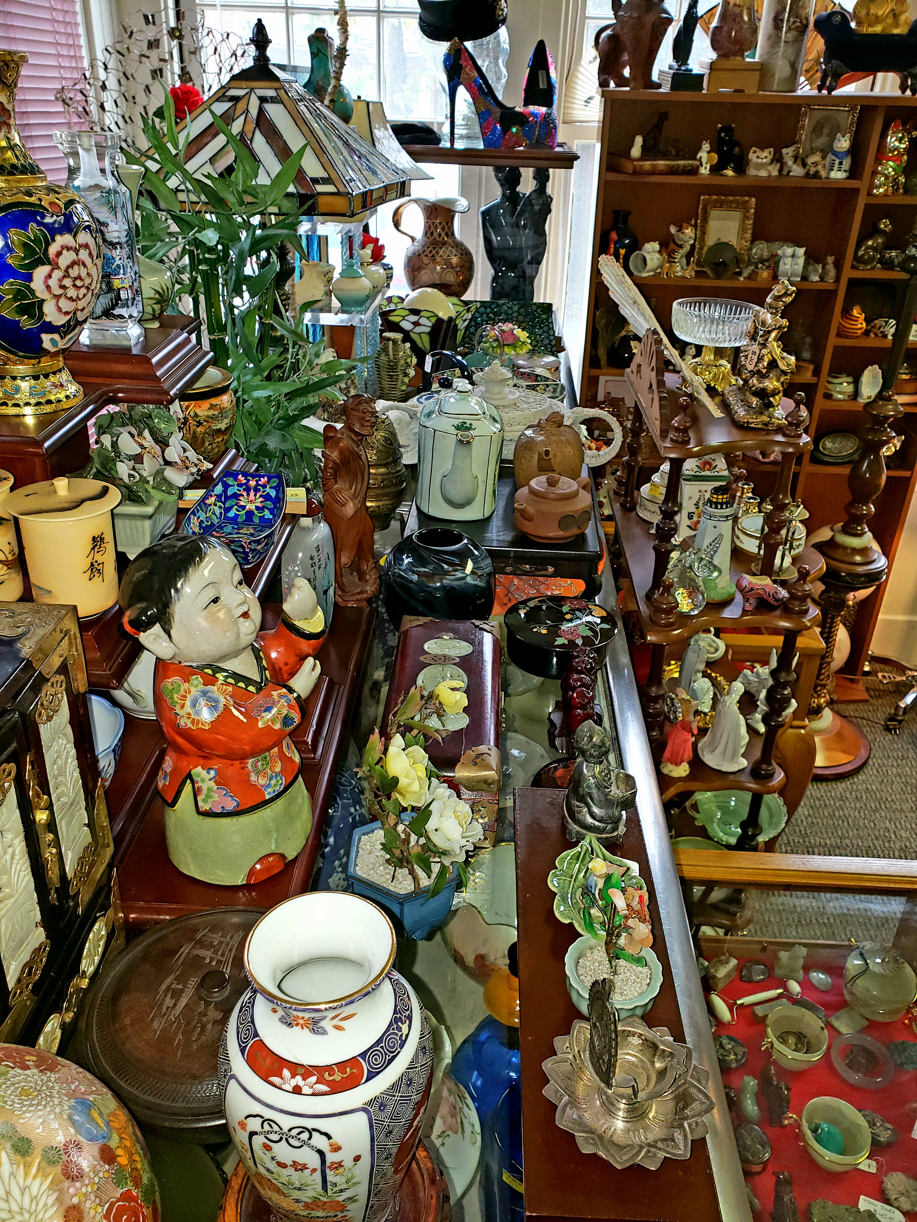 Asian antiques & collectibles
