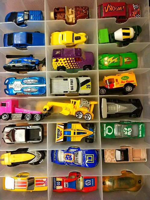 Vintage Hot wheels collection
