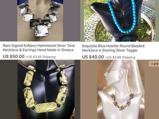Shop | Fine jewelry, fashion jewelry, accessories, pins & brooches | Buy The Way Artiques