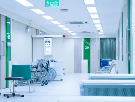 Quais os três tipos de limpeza hospitalar e como funcionam?
