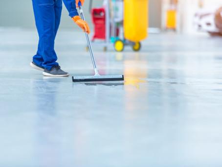 Qual a importância da limpeza industrial terceirizada?