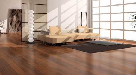 Como limpar piso de madeira sem danificar