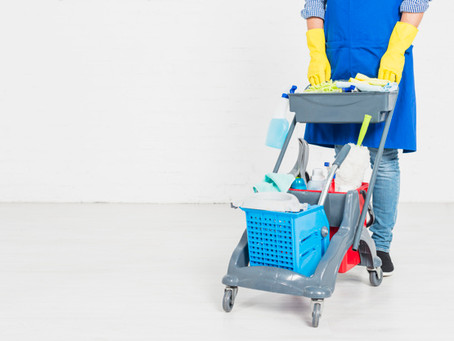 Melhores práticas para implantar o serviço de limpeza terceirizada