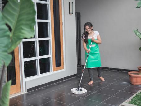 Limpeza de áreas externas: como realizar?