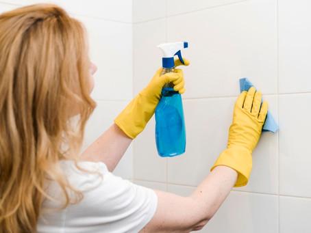 Como remover o mofo da parede sem estresse?