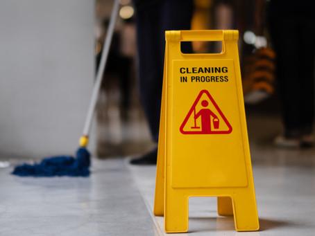 Por que contratar limpeza terceirizada para supermercados?