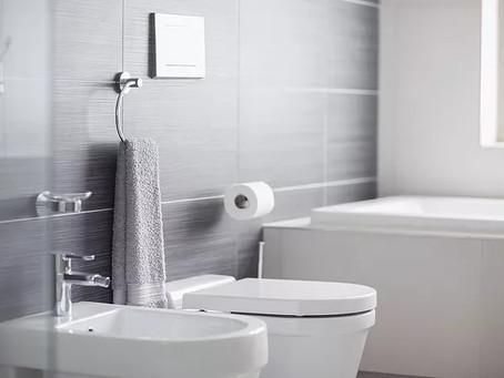 Dicas práticas para deixar seu banheiro sempre limpo