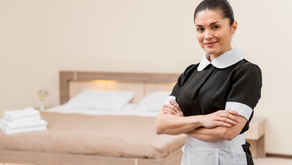 6 Lições de limpeza para hotéis e pousadas