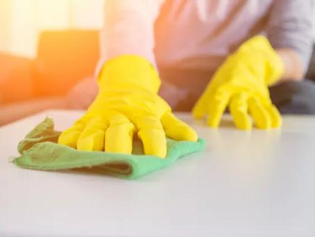 Condomínio sempre limpo: 6 dicas indispensáveis