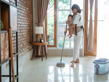 Como limpar piso de porcelanato da forma certa?