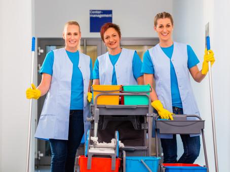 Qual a importância da limpeza terceirizada para empresas?