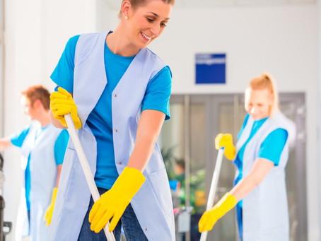 Serviço de limpeza profissional: como escolher?